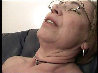 granny sperm