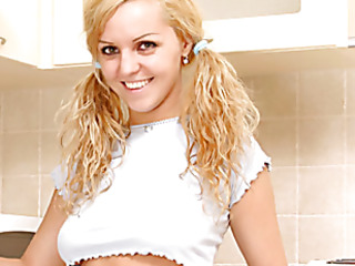 ass blonde cunt