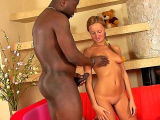 black black cock blonde