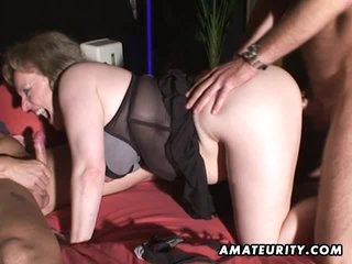 amateur cum cum in mouth