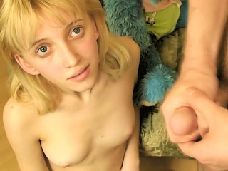 blonde pussy shaved