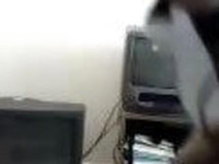 amateur black ebony