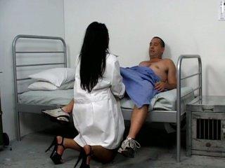 ebony nurse