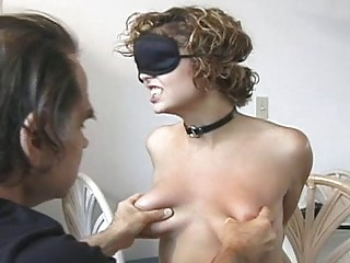hogtied panties slave
