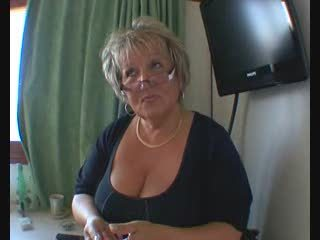 chubby french mature