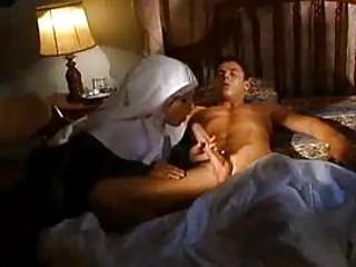 anal italian nun
