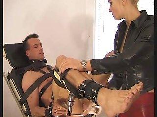 ass femdom massage
