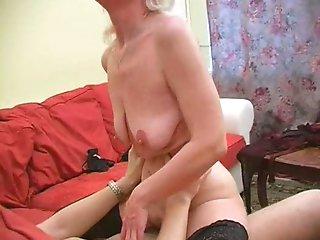 granny saggy tits tit fuck