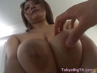 bus busty japanese