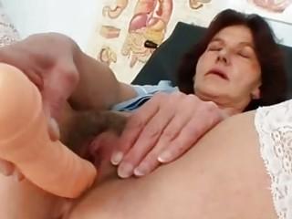 grandma hairy hairy pussy