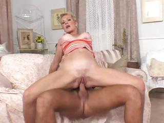 blonde cowgirl mature