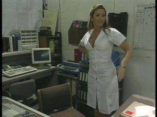 horny nurse retro