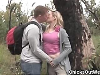 bus bush couple