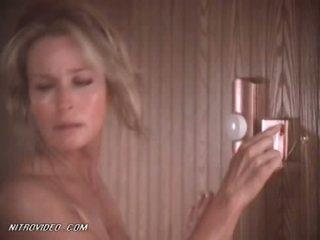 retro sauna sensual