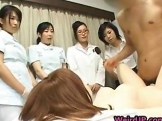 female hospital male