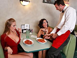horny restaurant