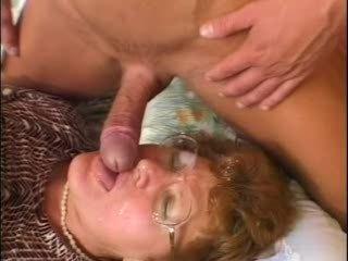 caught grandma
