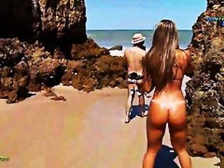beach fun funny