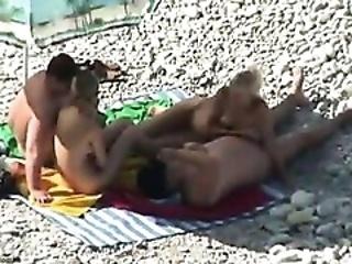beach tan tanned