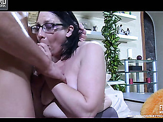 ass glasses oral