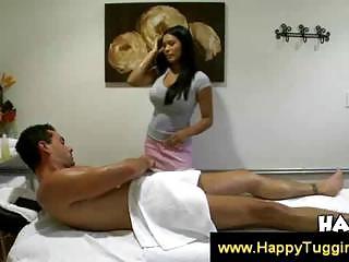ass massage sensual