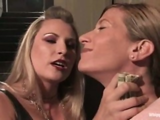 gangbang lesbian rough