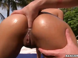 ass fingered perfect