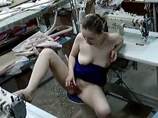 masturbation pussy spy