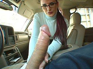 car giving head