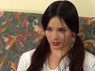 russian school schoolgirl