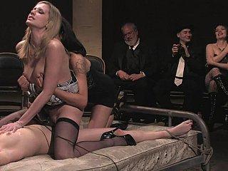 domination orgasm