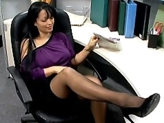 desk fucking