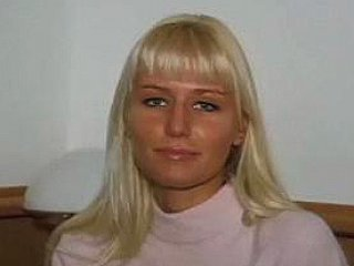 blonde casting hardcore