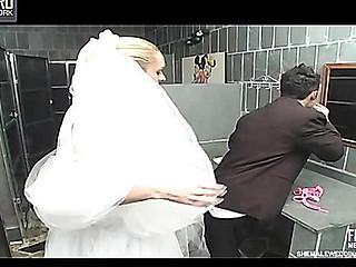 bride fucking male