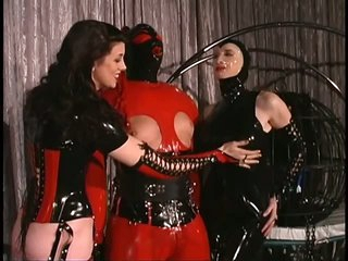 latex nipples submissive