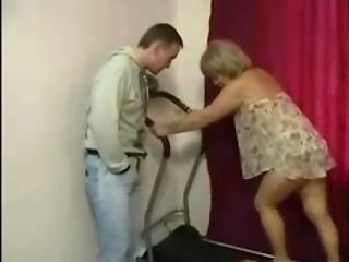 amateur anal granny