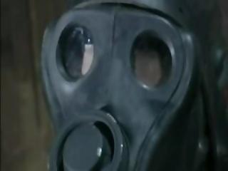 bondage mask toy