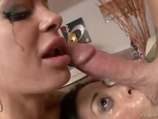 deepthroat throat
