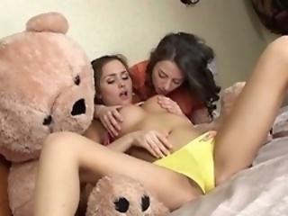 girls strap-on