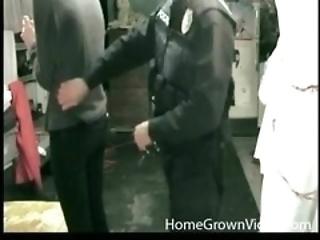 ass cop glasses