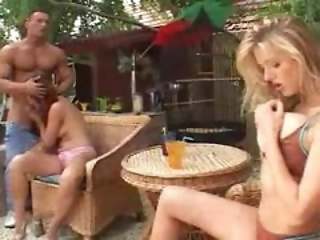 anal erotic foursome