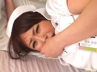 ass cum nurse