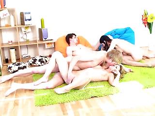 foursome horny