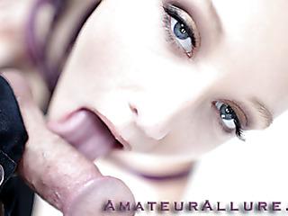 amazing babe face